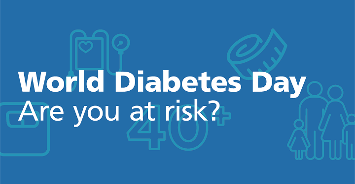 World Diabetes Day - Are you at risk